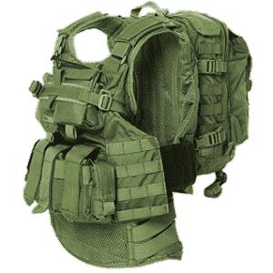 Combatant Vests